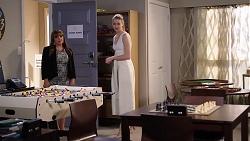 Terese Willis, Chloe Brennan in Neighbours Episode 7910