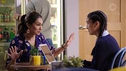 Dipi Rebecchi, Yashvi Rebecchi in Neighbours Episode 7910