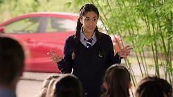 Yashvi Rebecchi in Neighbours Episode 7910