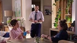 Susan Kennedy, Toadie Rebecchi, Sonya Mitchell in Neighbours Episode 7911