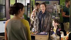 Brinda Appadoo, Sonya Mitchell, Nell Rebecchi in Neighbours Episode 7911