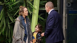 Sonya Mitchell, Nell Rebecchi, Toadie Rebecchi in Neighbours Episode 7911