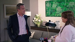 Paul Robinson, Terese Willis in Neighbours Episode 7912