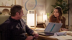 Gary Canning, Amy Williams in Neighbours Episode 7912