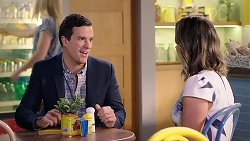 Dr Rob Carson, Amy Williams in Neighbours Episode 7912