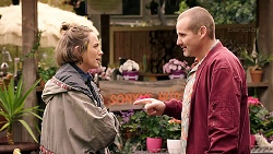 Sonya Mitchell, Toadie Rebecchi in Neighbours Episode 7912