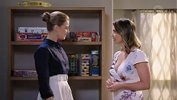 Chloe Brennan, Amy Williams in Neighbours Episode 7912