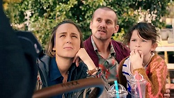 Sonya Mitchell, Toadie Rebecchi, Nell Rebecchi in Neighbours Episode 7912