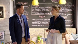 Mark Brennan, Chloe Brennan in Neighbours Episode 7913