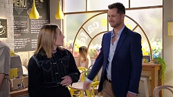 Piper Willis, Mark Brennan in Neighbours Episode 7913