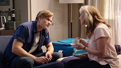 Cassius Grady, Elissa Gallow in Neighbours Episode 7913