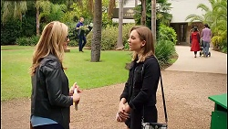 Elissa Gallow, Piper Willis in Neighbours Episode 7914