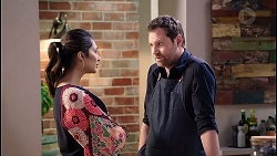 Dipi Rebecchi, Shane Rebecchi in Neighbours Episode 7914