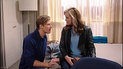 Cassius Grady, Elissa Gallow in Neighbours Episode 7914