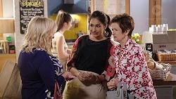 Sheila Canning, Dipi Rebecchi, Susan Kennedy in Neighbours Episode 7915