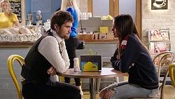 Ned Willis, Bea Nilsson in Neighbours Episode 7915
