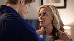 Cassius Grady, Elissa Gallow in Neighbours Episode 7915