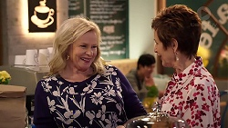 Sheila Canning, Susan Kennedy in Neighbours Episode 7915