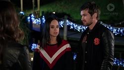 Bea Nilsson, Ned Willis in Neighbours Episode 7915