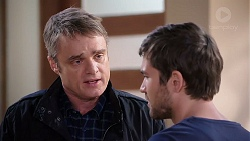 Gary Canning, Ned Willis in Neighbours Episode 7916