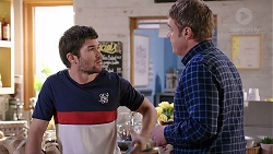 Ned Willis, Gary Canning in Neighbours Episode 7916