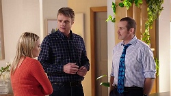Xanthe Canning, Gary Canning, Toadie Rebecchi in Neighbours Episode 7917