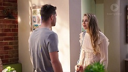 Mark Brennan, Chloe Brennan in Neighbours Episode 7917