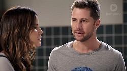 Elly Conway, Mark Brennan in Neighbours Episode 7917