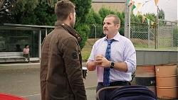 Mark Brennan, Toadie Rebecchi in Neighbours Episode 7917
