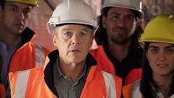 Paul Robinson in Neighbours Episode 7918