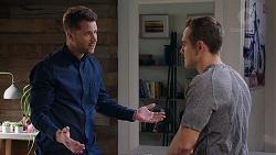 Mark Brennan, Aaron Brennan in Neighbours Episode 7919