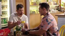 Mark Brennan, Aaron Brennan in Neighbours Episode 7920