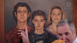 Malcolm Kennedy, Billy Kennedy, Libby Kennedy, Karl Kennedy in Neighbours Episode 7922