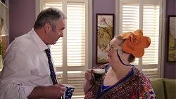Karl Kennedy, Jemima Davies-Smythe in Neighbours Episode 7922