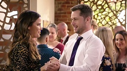 Elly Conway, Mark Brennan in Neighbours Episode 7922