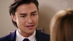 Leo Tanaka in Neighbours Episode 7922