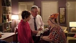Susan Kennedy, Karl Kennedy, Jemima Davies-Smythe in Neighbours Episode 7923