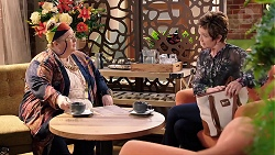 Jemima Davies-Smythe, Susan Kennedy in Neighbours Episode 7923