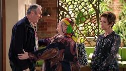 Karl Kennedy, Jemima Davies-Smythe, Susan Kennedy in Neighbours Episode 7923