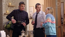 Gary Canning, Toadie Rebecchi, Xanthe Canning in Neighbours Episode 7925