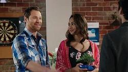 Shane Rebecchi, Dipi Rebecchi in Neighbours Episode 7925