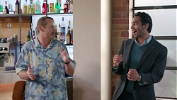 Toadie Rebecchi, Pavan Nahal in Neighbours Episode 7925
