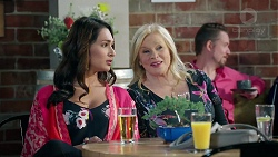 Dipi Rebecchi, Sheila Canning in Neighbours Episode 7925