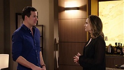 Dr Rob Carson, Amy Williams in Neighbours Episode 7926
