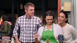 Gary Canning, Amy Williams, Elly Conway in Neighbours Episode 7926