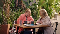 Jemima Davies-Smythe, Sheila Canning in Neighbours Episode 7926