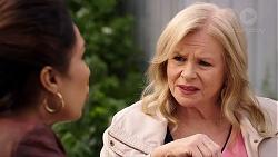 Dipi Rebecchi, Sheila Canning in Neighbours Episode 7927