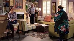 Susan Kennedy, Karl Kennedy, Jemima Davies-Smythe in Neighbours Episode 7927