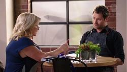 Sheila Canning, Shane Rebecchi in Neighbours Episode 7927