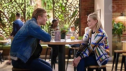 Cassius Grady, Xanthe Canning in Neighbours Episode 7928